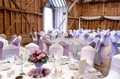 Weddings at tewin